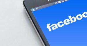 Facebooks historia