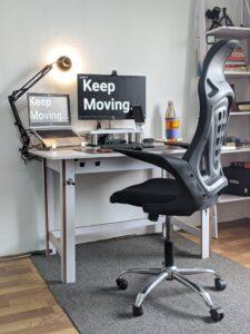 ErgoComfort hjälper dig med arbetsergonomin